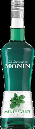 73102_Monin Likoer Creme de Mente Verte_70 cl