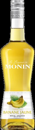 73103_Monin Likoer Banane Jaune_70 cl