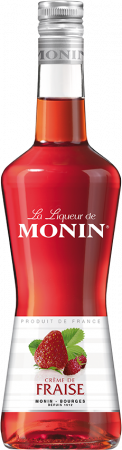 73105_Monin Likoer Creme de Fraise_70 cl