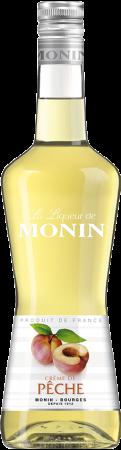 73112_Monin Likoer Creme de Peche_70 cl