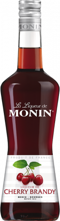 73114_Monin Likoer Cherry Brandy_70 cl