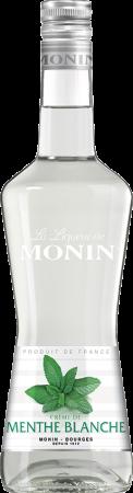 73119_Monin Likoer Creme de Menthe Blanche_70 cl