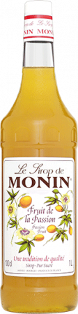 73902_Monin Sirup Maracuja Passionsfrucht_100 cl
