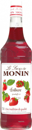 73907_Monin Sirup Erdbeere_100 cl