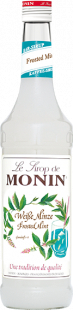 74138_Monin Sirup Weisse Minze_70 cl