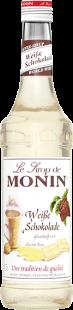 74161_Monin Sirup Schokolade weiss_70 cl