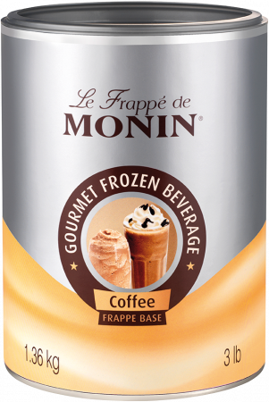 74384_Monin Frappe Base Coffee_1360 g