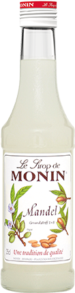 74400_Monin Sirup Mandel_25 cl