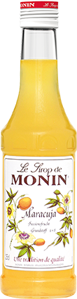 74402_Monin Sirup Maracuja Passionsfrucht_25 cl