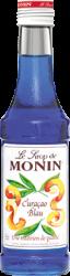 74406_Monin Sirup Blue Curacao_25 cl_RGB