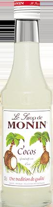 74408_Monin Sirup Cocos_25 cl