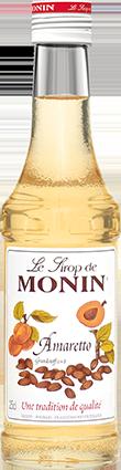 74453_Monin Sirup Amaretto_25 cl
