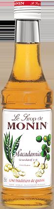 74454_Monin Sirup Macadamia_25 cl
