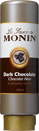 74502_Monin Sauce Dunkle Schokolade_500 ml