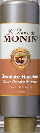 74505_Monin Sauce Schokolade Haselnuss_500 ml