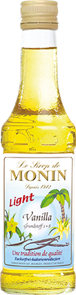 74921_Monin Sirup Light Vanille_25 cl