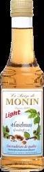 74935_Monin Sirup Light Haselnuss_25 cl