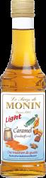 74951_Monin Sirup Caramel Light_25 cl