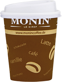 74P56_Monin Coffee to go Becher_200 ml