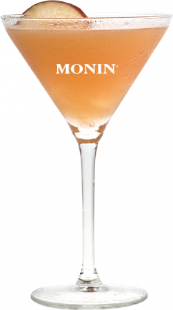 Amaretto-Apricot-Martini