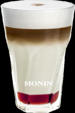 Black Forest Iced Latte