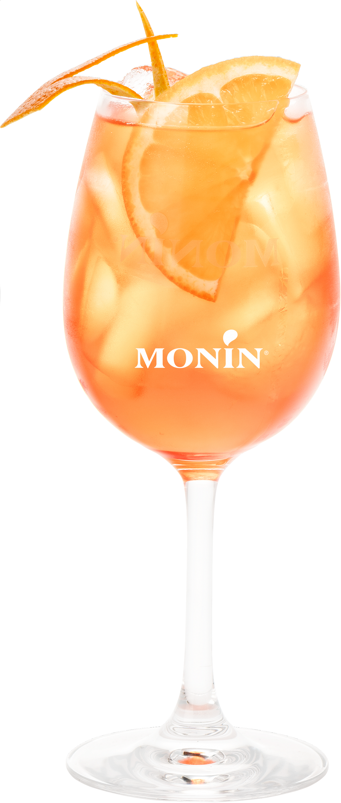 Orange Spritz Sirup