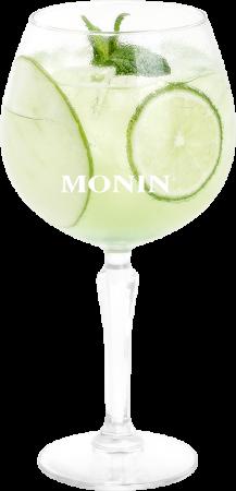 Green Apple Gin & Tonic
