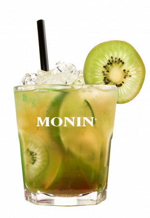 Guava and Kiwi Lemonade