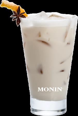 Kürbis Macadamia Latte