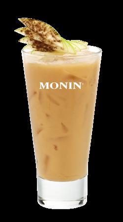 Lemongrass Iced Latte