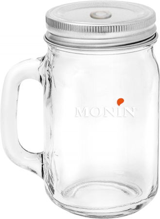 MOPBG_Monin_Drinking Jar_Limonadenglas_empty_leer