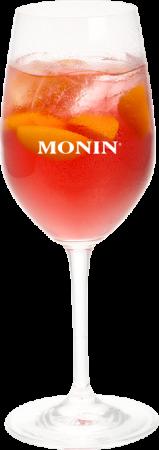 Mandarine-Cranberry-Spritz