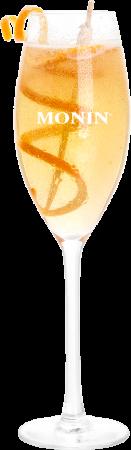 Mandarine-Ingwer Spritz