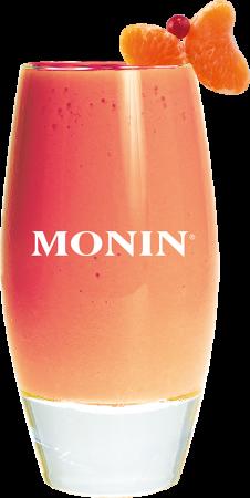 Rohrzucker-Mandarinen-Smoothie