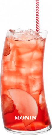 Wild Strawberry Julep